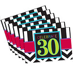 30th Birthday Invites - Party Invitation Cards