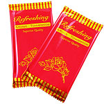Chinese New Year Towelette - Hand Towel Pack