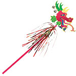 Dragon Jingle Wand - 51cm Fancy Dress