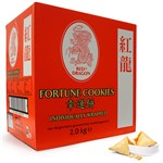 Chinese New Year Fortune Cookies - Red Dragon