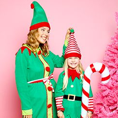 Christmas Fancy Dress Costumes Woodies Party
