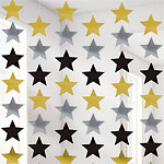 Star String Decoration  (6 x 2.1m strings)