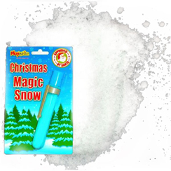 Fake Snow  Magic Snow Test Tube