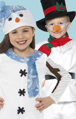 Christmas Fancy Dress Costumes