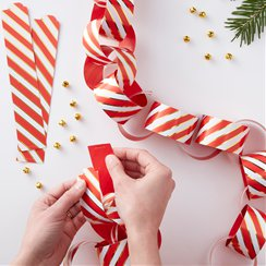 Merry & Bright Foiled Paper Chains