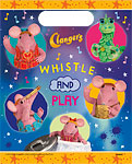 Clangers Party Bags - Plastic Loot Bags