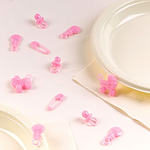 Pink Baby Girl Table Sprinkles