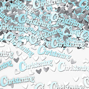 Christening Table/Invite Confetti - Blue