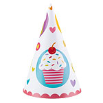 Cupcake Hats - Party Hats