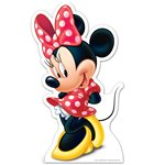 Minnie Mouse Cardboard Cutout - 107cm