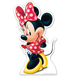 Minnie Mouse Cardboard Cutout
