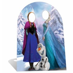 Disney Frozen Stand In Photo Prop - 127cm