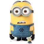 Minion Dave Cardboard Cut Out - 1.47m