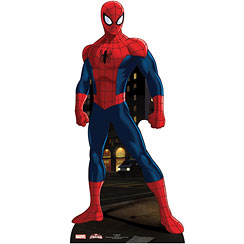 Spider-Man Mini Cardboard Cutout - 96cm
