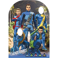 Thunderbirds Stand In Photo Prop - 137cm