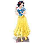 Snow White Cardboard Cutout - 152cm