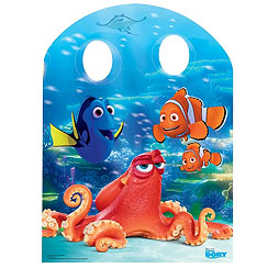 Finding Dory Stand In Photo Prop - 127cm