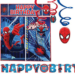 Spider-Man Room Decorating Kit