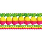 Pineapple Paper Garland - 4m Hawaiian Decoration