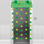Shamrock Door Curtain - 1.9m