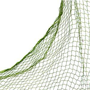 Green fish netting for Fish net company