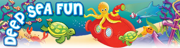 Deep Sea Fun Party Supplies