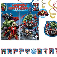 Avengers Room Decorating Kit