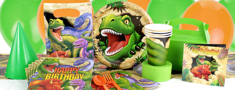 Dino Blast Party Supplies Party Delights