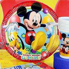 Playful Mickey Mouse Party