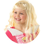 Disney Sleeping Beauty Wig Fancy Dress