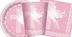 Dove Cross Pink