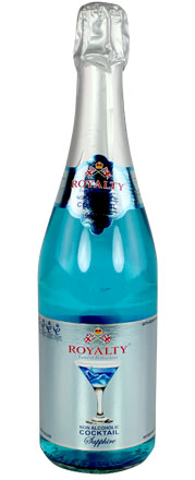 Non Alcoholic Cocktail - Blue Peach