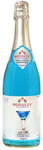 Confectionery Non Alcoholic Cocktail - Blue Peach