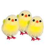 Easter Chicks - 3.8cm