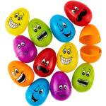Funny Face Fillable Eggs - 4.5cm