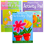 Easter Game & Activity Pad
