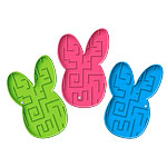 Easter Party Maze Puzzles