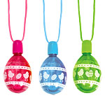 Easter Egg Bubble Necklaces 23ml