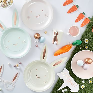 Hoppy Easter & Easter Tableware | Party Delights