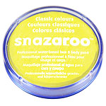 Snazaroo Pale Yellow Face Paint - 18ml