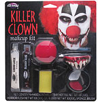 Killer Clown Makeup Kit