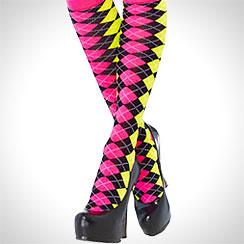 UK Stockings Fancy Dress Party