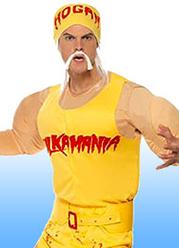 Hulk Hogan Dress Up