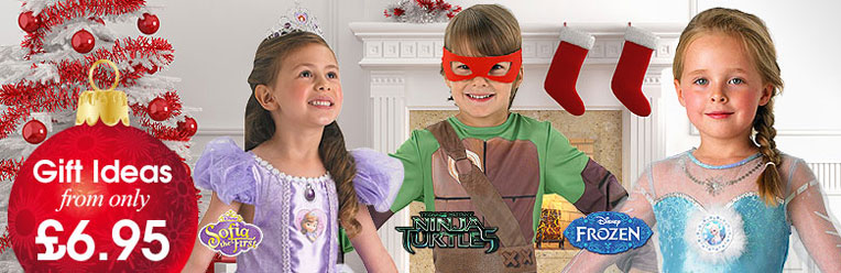 Fancy Dress Gift Ideas