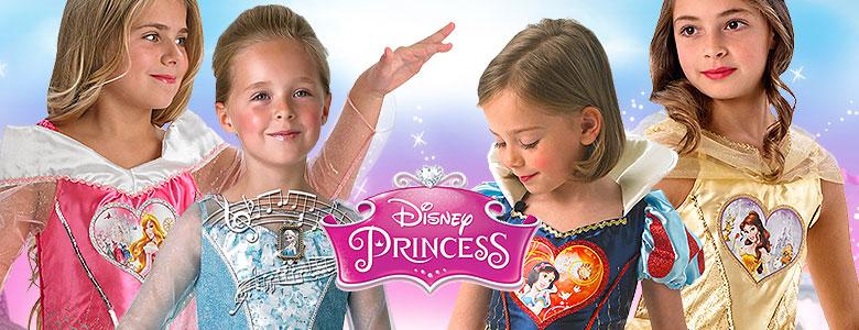Disney princess costumes cinderella snow white rapunzel party