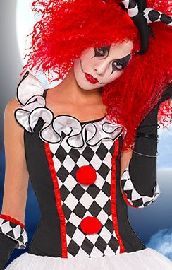 ladies halloween costumes halloween costumes for women party delights. Black Bedroom Furniture Sets. Home Design Ideas