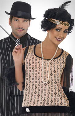 Historical 20s Dog Costumes