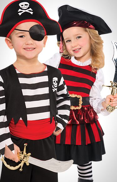 cfe590711576d Pirate Fancy Dress – Pirate Costume | Party Delights