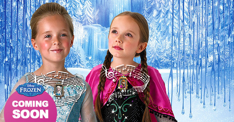Disney Frozen Fancy Dress