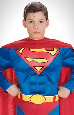 superhero costumes � villain costumes party delights